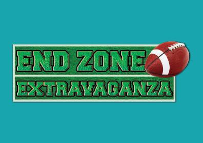 End zone extravaganza logo