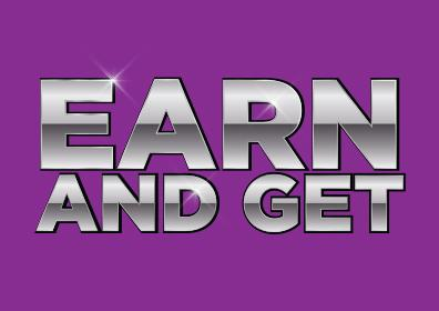 Earn and Get logo