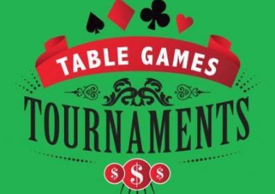 table games tournaments logo