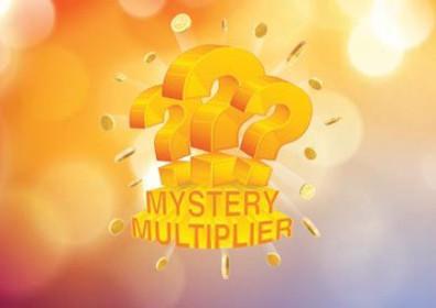 Mystery Multiplier logo