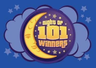 Night of 101 logo