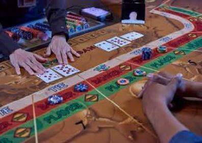 Dealer's hands