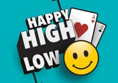 Happy high low logo