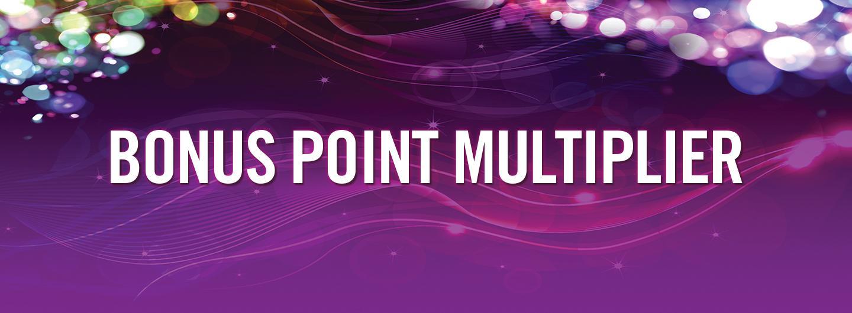 Bonus point logo