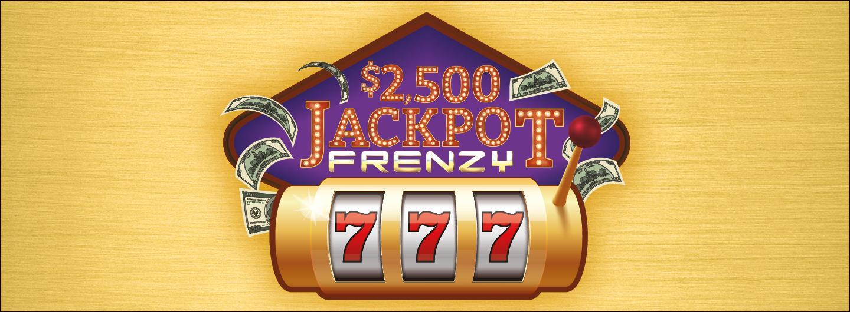 Jackpot Frenzy logo