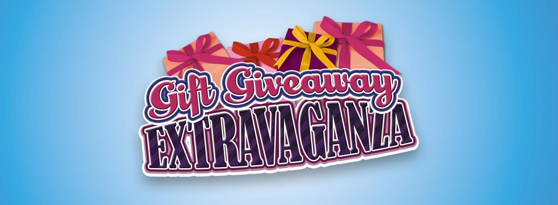 Gift giveaway logo