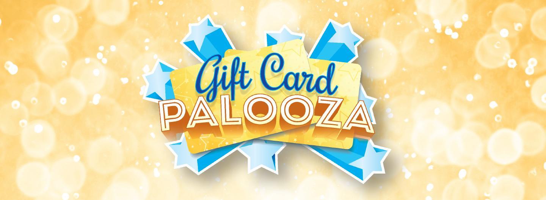 Gift Card Palooza logo