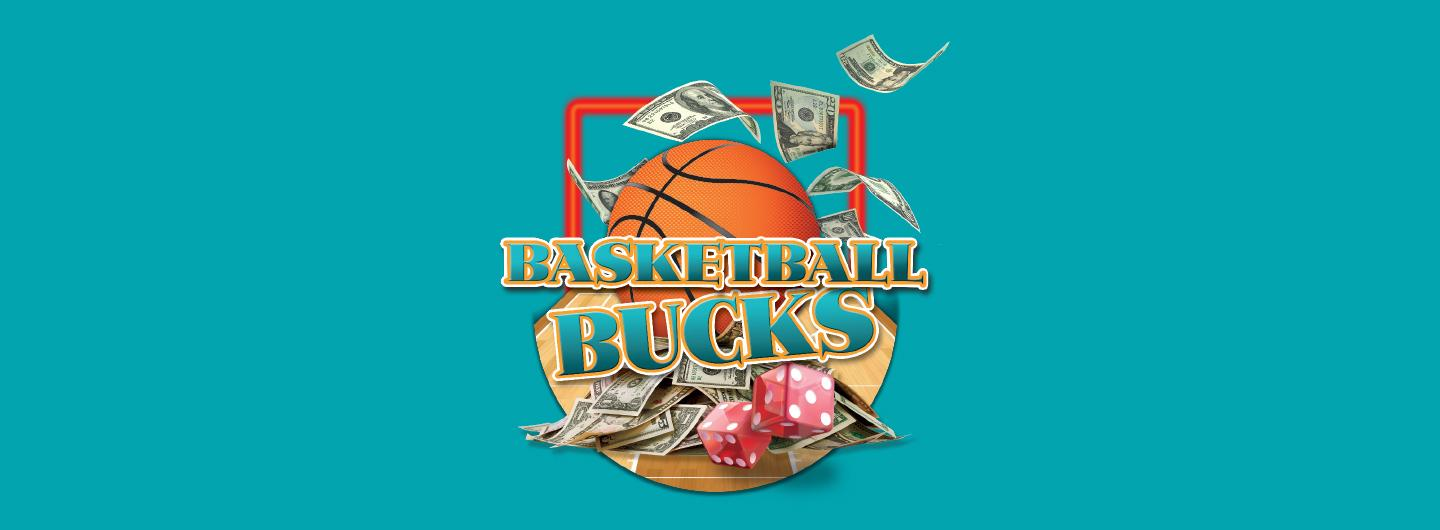 Basketball Bucks logo