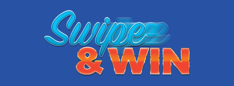 Swipe and Win logo