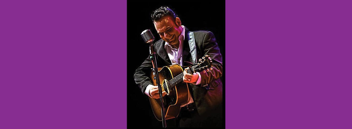 Bill Forness, a Johnny Cash Tribute artist photo