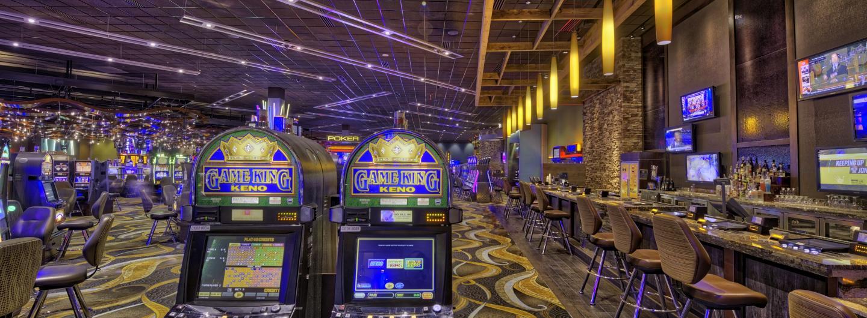 Casino Floor and Bar