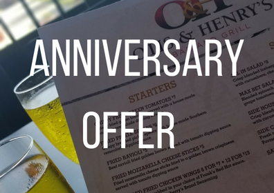 Anniversary Offer Card