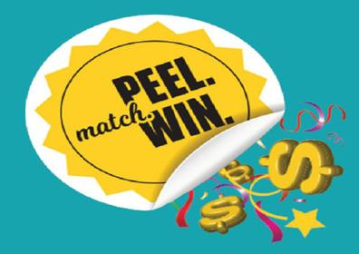 Peel Match and Win