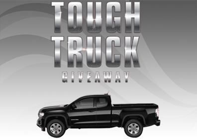 Tough Truck Giveaway