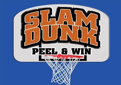 Slam Dunk Peel and Win