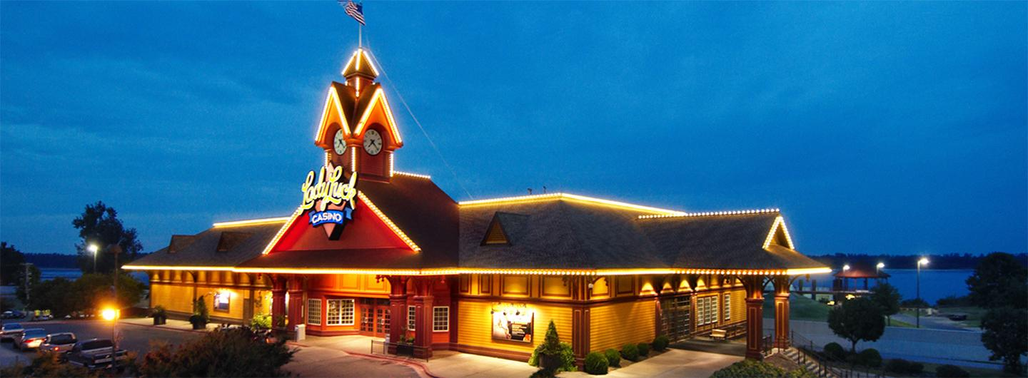 Lady Luck Casino Caruthersville Exterior
