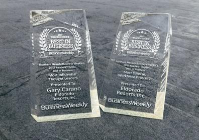 Northern Nevada Business Weekly Awards