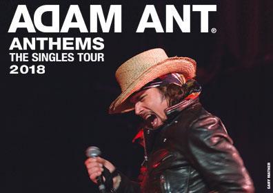 Adam Ant in concert