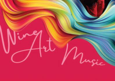 Artrageous Featuring Wine, Art, Music