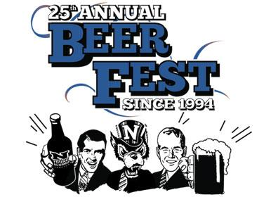 Nevada Young Alumni Beer Fest Logo