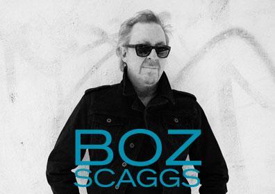 Boz Scaggs posing