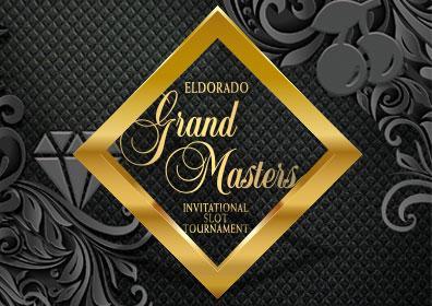 Eldorado Grand Masters Invitational Slot Tournament Logo