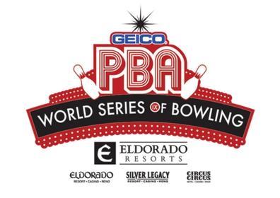 PBA World Series of Bowling Logo