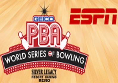 World Series of Bowling Logo