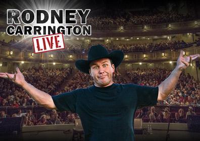 Rodney Carrington live on stage