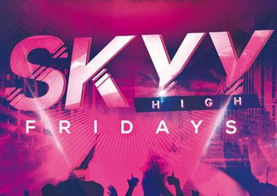 El Jefe's Cantina presents SKYY High Fridays