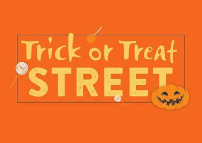 Trick or Treat Street Logo