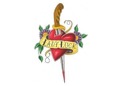 Lady Luck Tattoo Expo logo