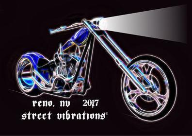 Street Vibrations 2017 Logo