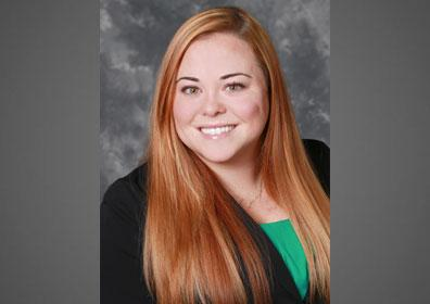 National Sales Manager Ashlee Disston