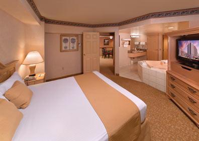 The elegant Circus Circus Executive Hotel Suites - Reno, NV