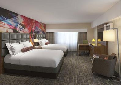 Luxury North Tower Rooms