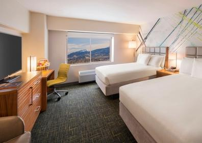 New Circus Circus Rooms With Great Views Of The Mountains
