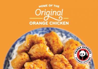 Home of the Original Orange Chicken - Panda Express