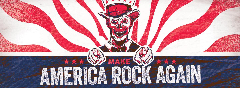 Make America Rock Again Logo