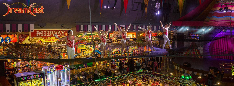 Reno Circus Shows Carnival Midway Acts At Circus Circus