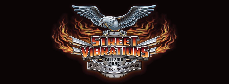 Street Vibrations Fall Rally logo