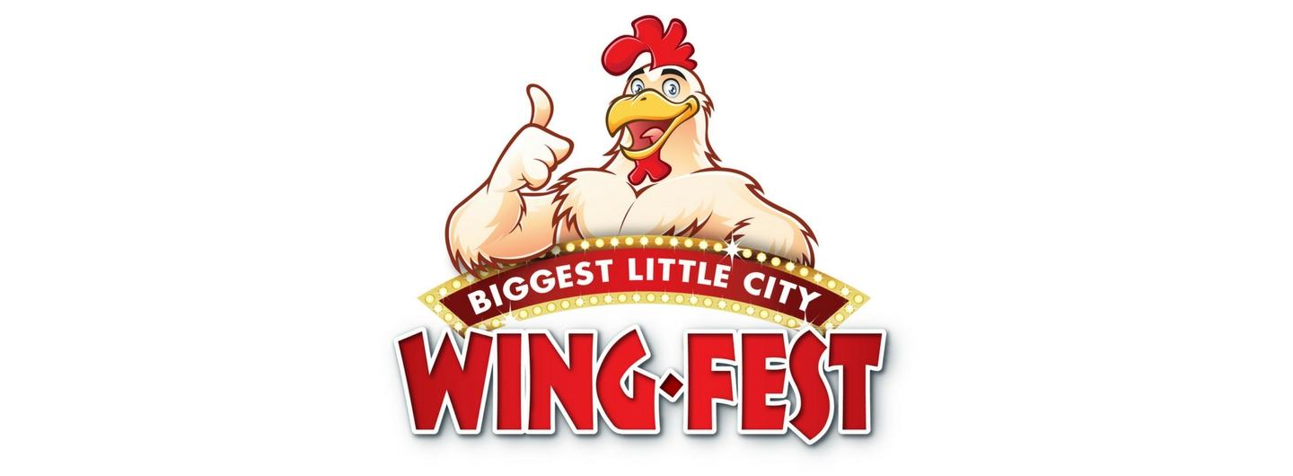 Biggest Little City Wing Fest Logo