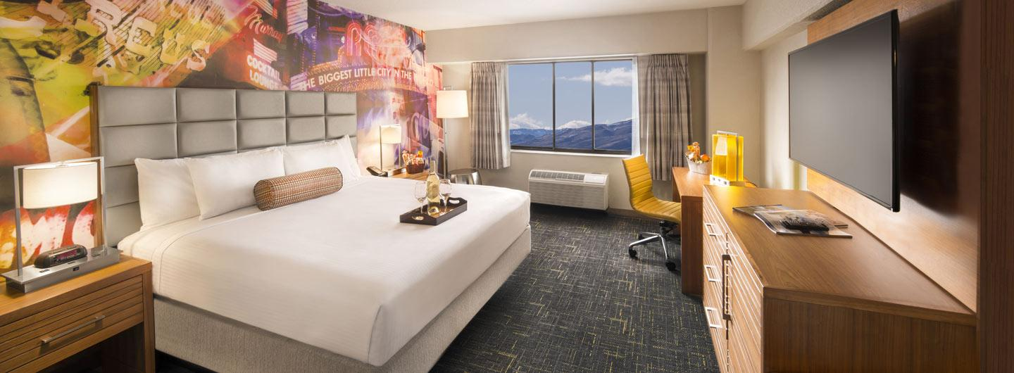 Luxury North Tower Hotel Rooms
