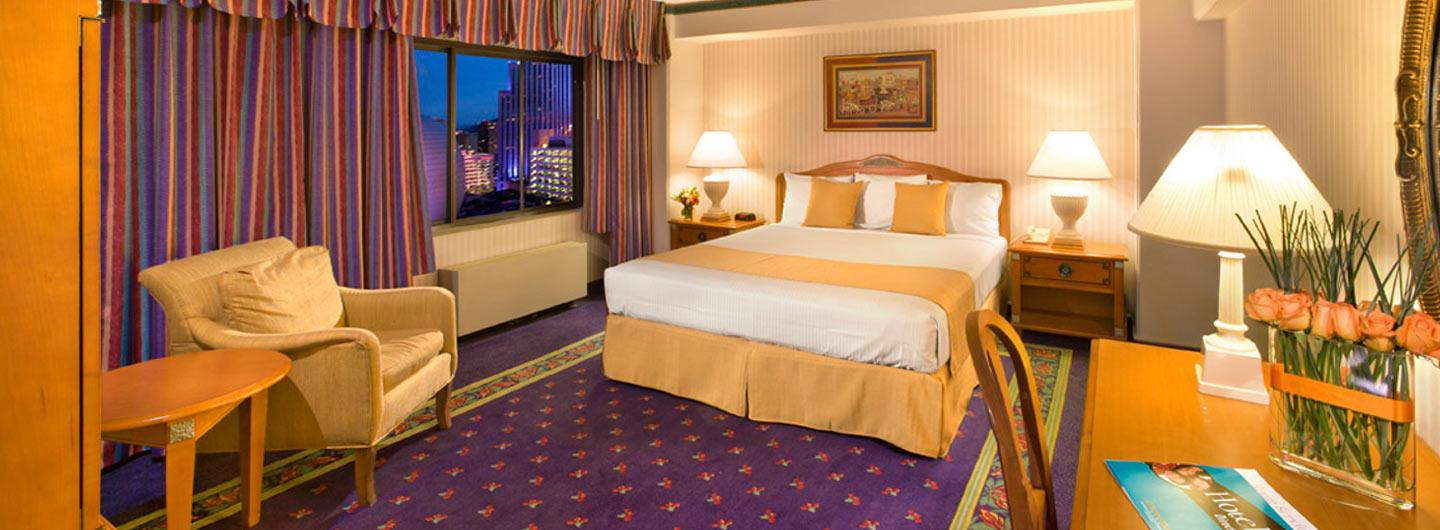 North Tower Deluxe Hotel Rooms in Reno