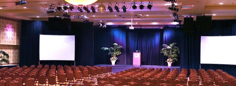 Reno Convention Center | Mandalay Ballroom at Circus Circus