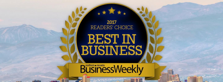 Northern Nevada Business Weekly Logo