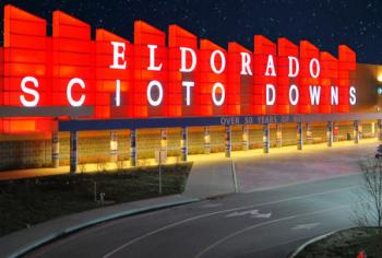 Exterior view of Eldorado Gaming Scioto Downs