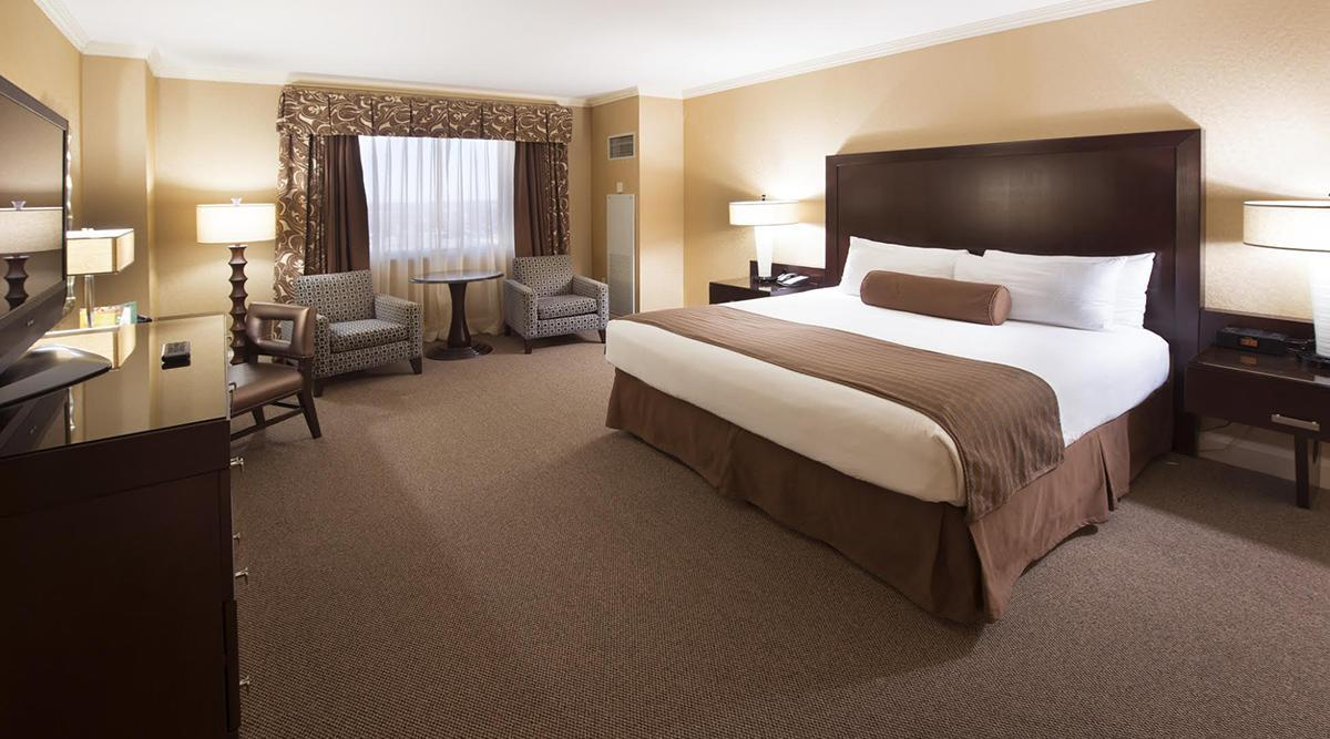 Standard King Room at Eldorado Shreveport