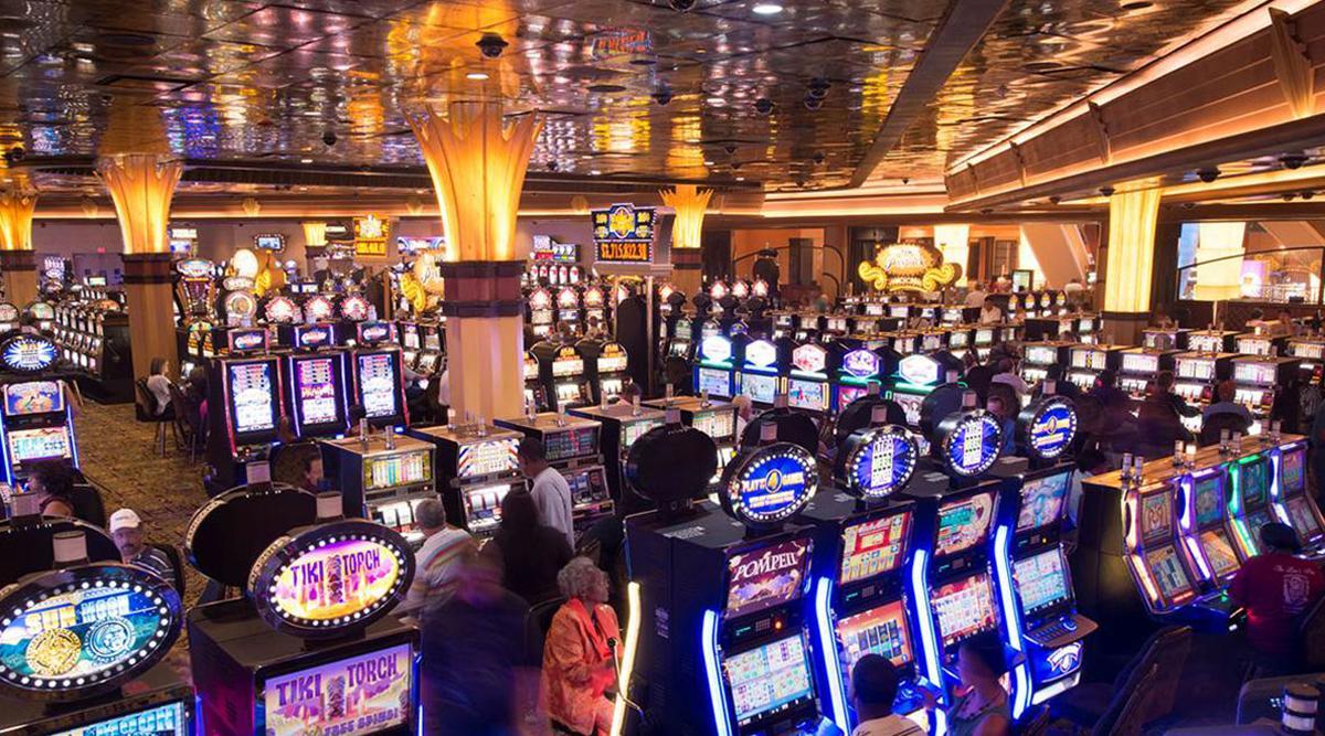 Vegas free pokies