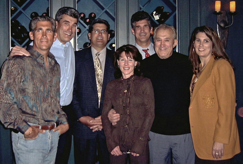 The Carano family